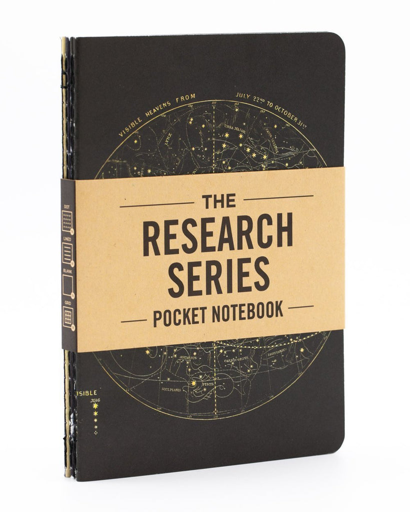 Astronomy Pocket Notebooks 4-Pack