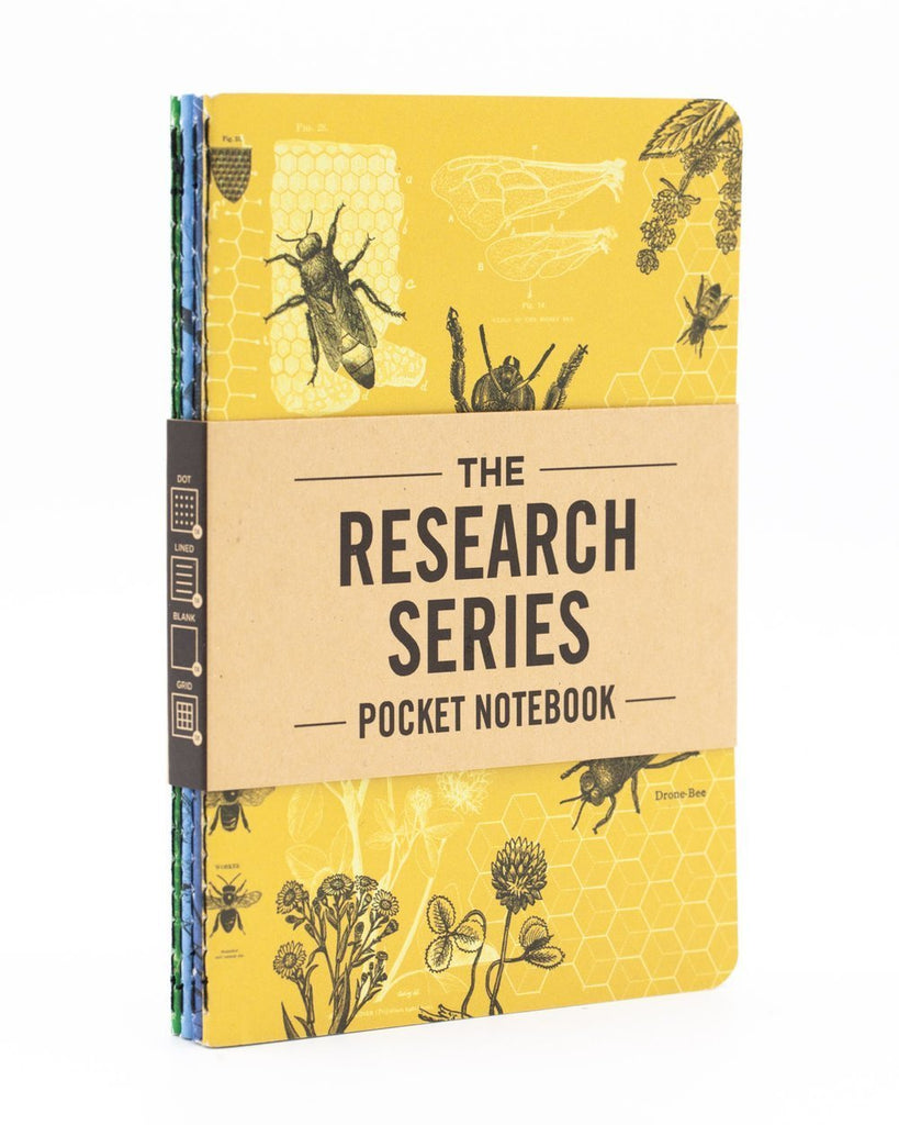 Life Science Pocket Notebooks 4-Pack