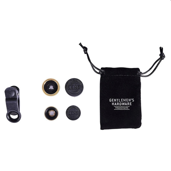 Smartphone 3-in-1 Lens Kit