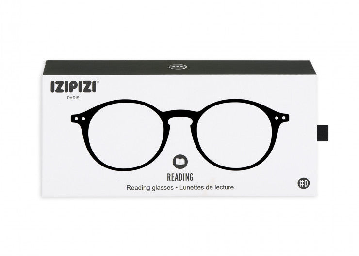 Izipizi Reading Glasses #D Black