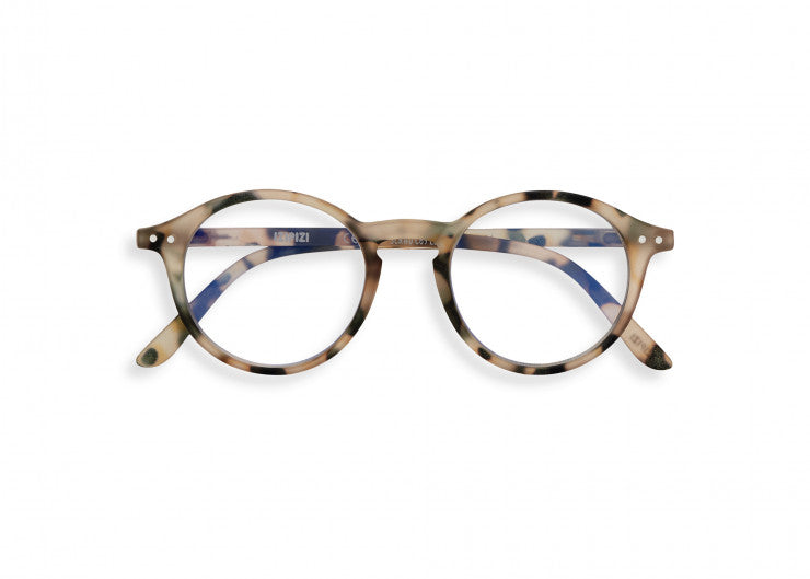 Izipizi Screen Glasses #D Light Tortoise
