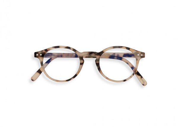 Izipizi Screen Glasses #H Light Tortoise