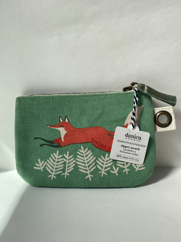 Zip Pouch Large Hill & Dale