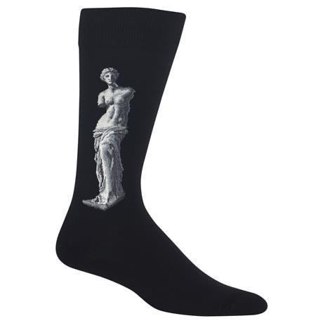 Hot Sox Men - Venus De Milo Socks