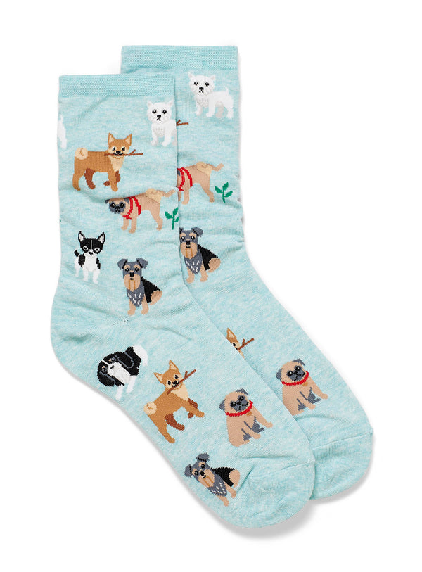 Hot Sox Women - Little Dogs Socks