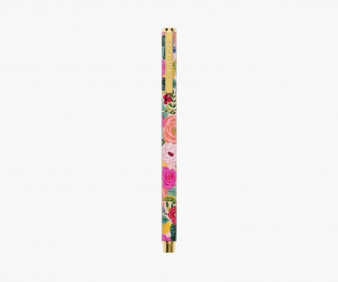 Rifle Paper Co. Writing Pen - Juilet Rose