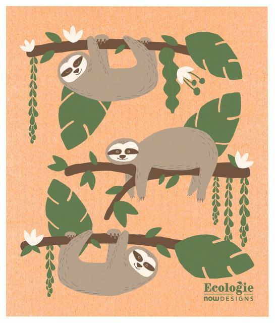 Swedish Dish Cloth - Sybil Sloth
