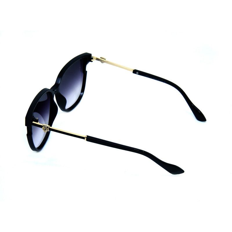 Credito Z65-111 Black Cateye Sunglasses