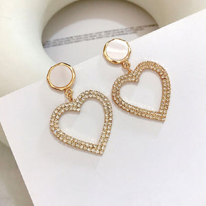 Travel & Style Fashion One Love  Earrings