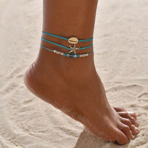 Image of Bohemia Women Anklets