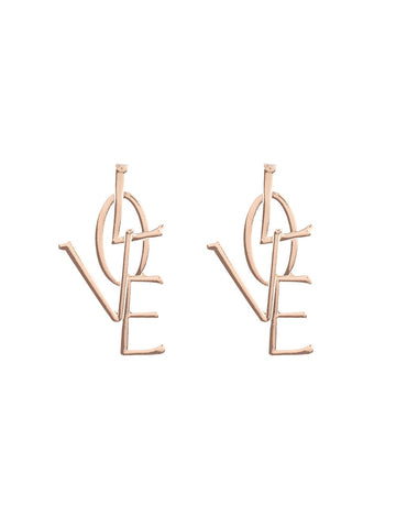 Image of Big Love Earrings For Women