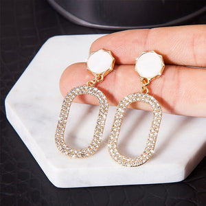 Travel & Style Fashion Shining  Earrings