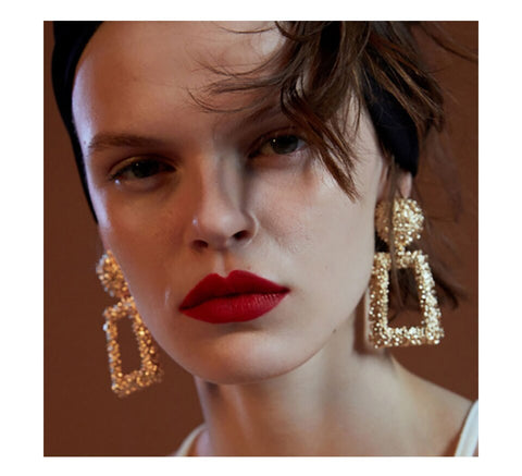 Image of Earrings  For Women 2019 Fashion Dorp Earrings