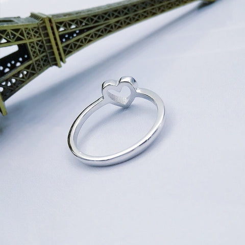 Image of Fashion Wedding Rings For Women Infinity Love