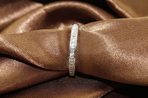 Image of Sterling Silver Rings High Quality  for Women Wedding
