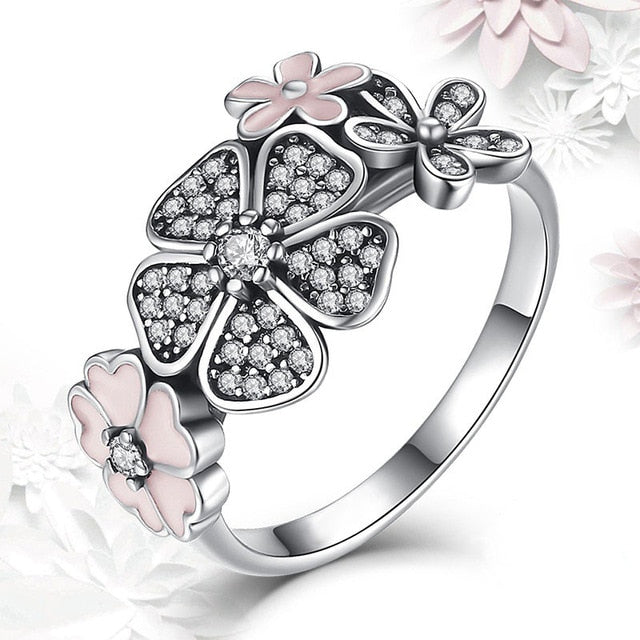 Fashion Wedding Rings For Women Infinity Love