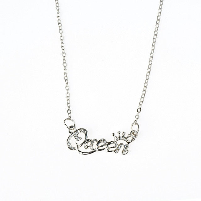 Luxury Rhinestone. Necklace for Women