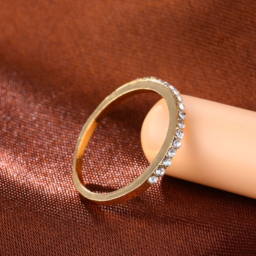 Glamour Shine  Rings Fashion