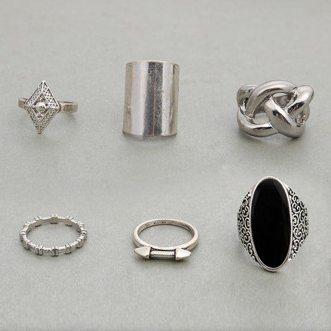 Bohemia Style Rings for Women