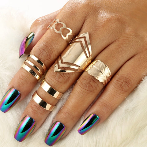 Image of Trendy  Rings  for Women  Party