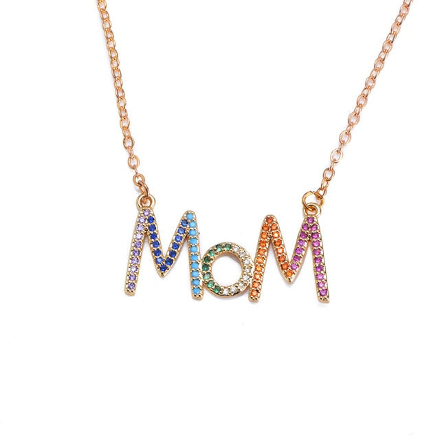 necklace jewelry for women long snake chain mom's gift