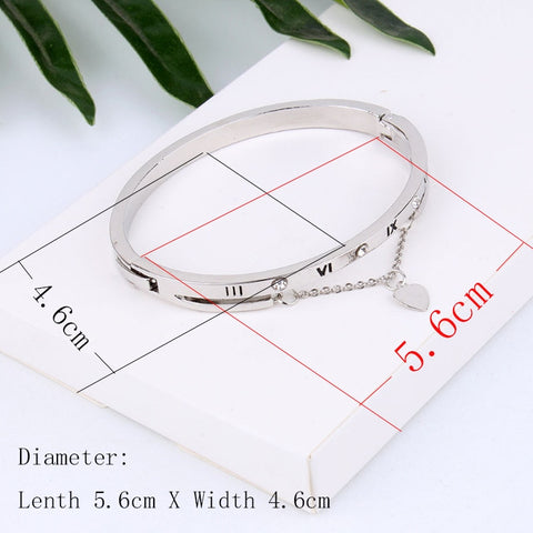 Hot Luxury Bracelets Bangles For Female