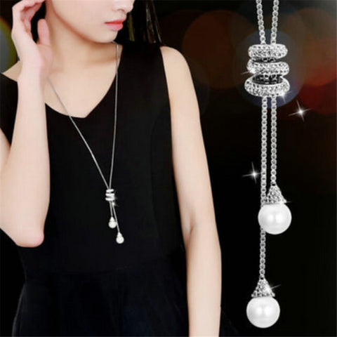 Image of High Quality  Necklace Sweater Patry Necklace Jewelry