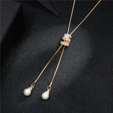 High Quality  Necklace Sweater Patry Necklace Jewelry