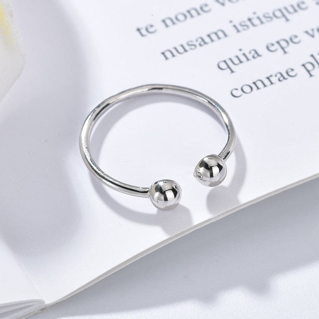 Trendy  Wedding Rings  Jewelry  For  Lovers Unisex