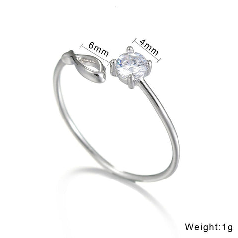 Image of Trendy  Wedding Rings  Jewelry  For  Lovers Unisex