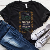 Christian Plus Size T-Shirt - Women's Curvy Comfort - Rooted in Christ 2 For Gals Like Me