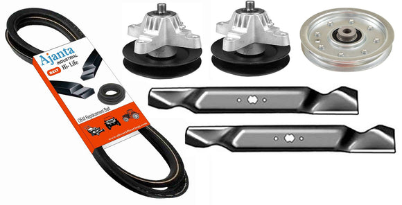 Ajanta Deck Rebuilding Replacement  kit Compatible with  -Troy Bilt /MTD-Fit 42