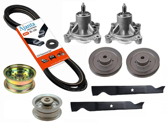 Ajanta Deck Rebuild Kit Replacemnet  Compatible with Husqvarna 46