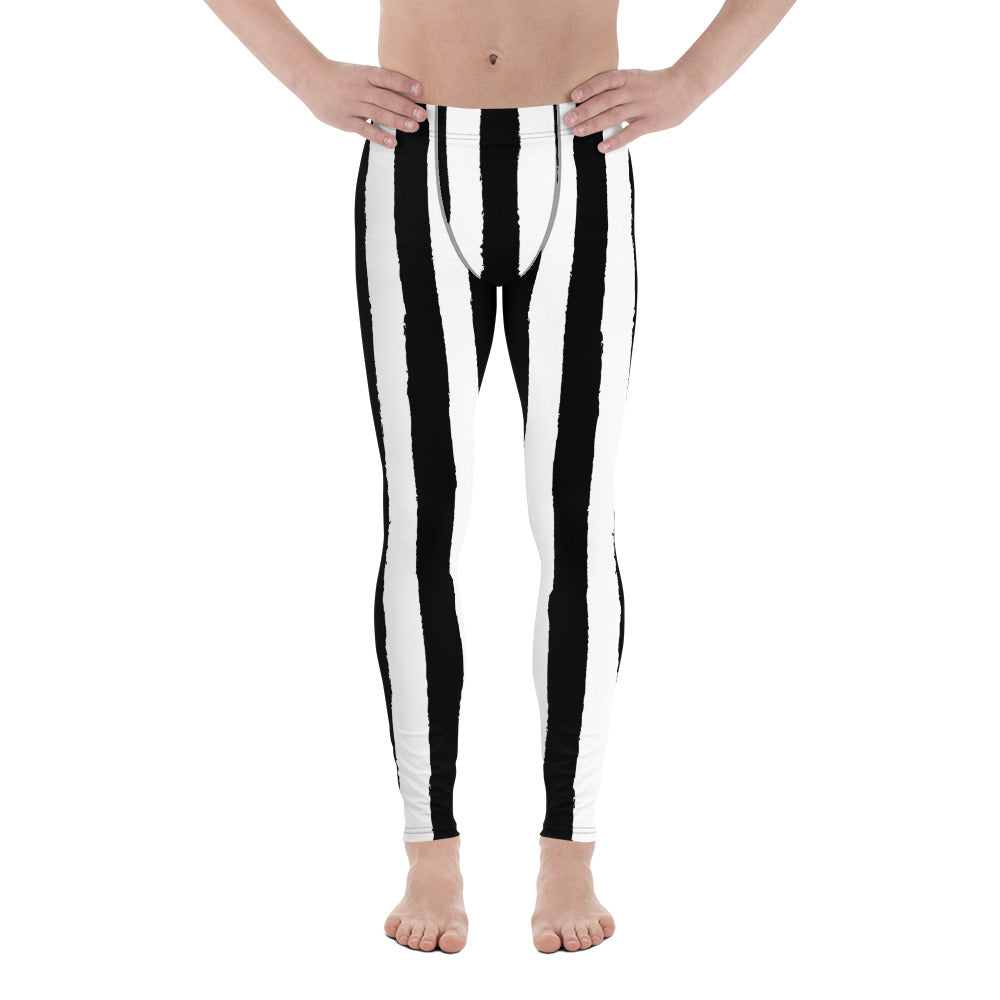 Burtonesque - Beetle Stripes - Men's Leggings