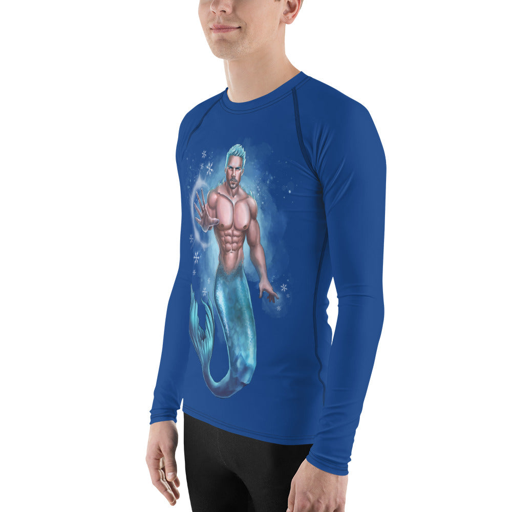 Jack Frost - Men's Rash Guard