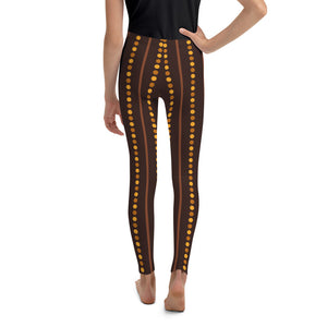Circle of Life - Pride Rock - Youth Costume Leggings