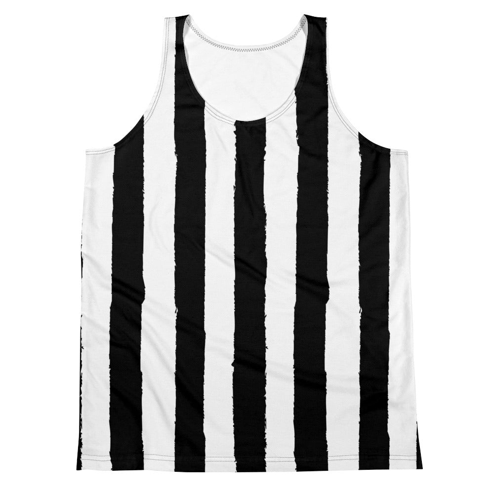 Burtonesque - Beetle Stripes - Unisex Tank Top