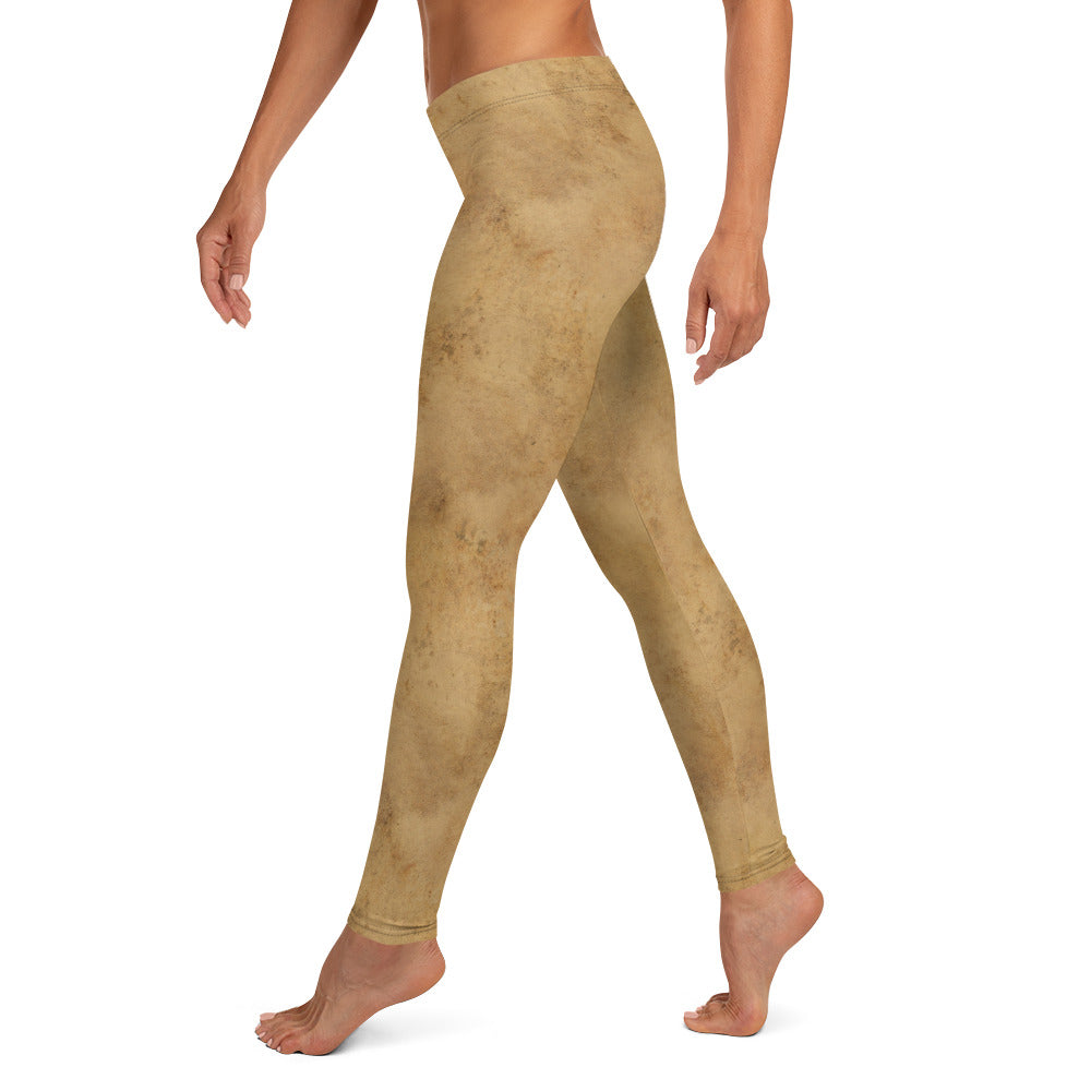 Halloween Costumes - Mummy base 4 - Female Leggings