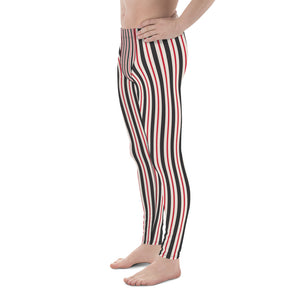 Burtonesque Circus - Red Queens Guard - Men's Leggings