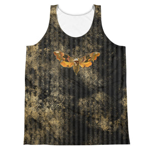 Hello Clarice - Death-head moth - unisex tank