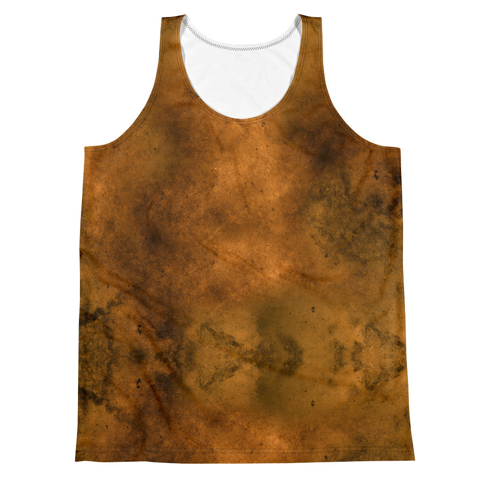 Halloween Costume - Mummy base 5 - unisex tank top