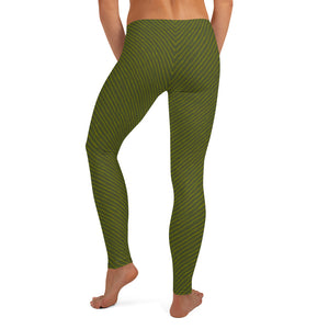 Circle of Life - Grasslands Print 2 - Female Leggings