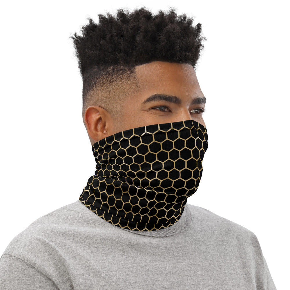 Honeycomb Neck Gaiter