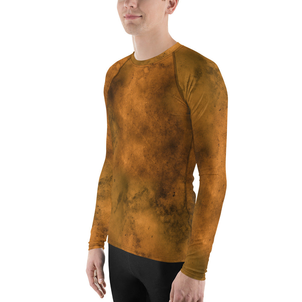 Halloween Costume - Mummy base 5 - Men's Rash Guard