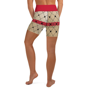Burtonesque Wonderland - Playing card - Acrobat Shorts