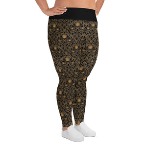 Halloween Costumes - Plus size leggings also available