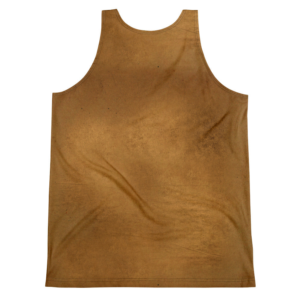 Halloween Costume - Mummy base 3 - unisex tank