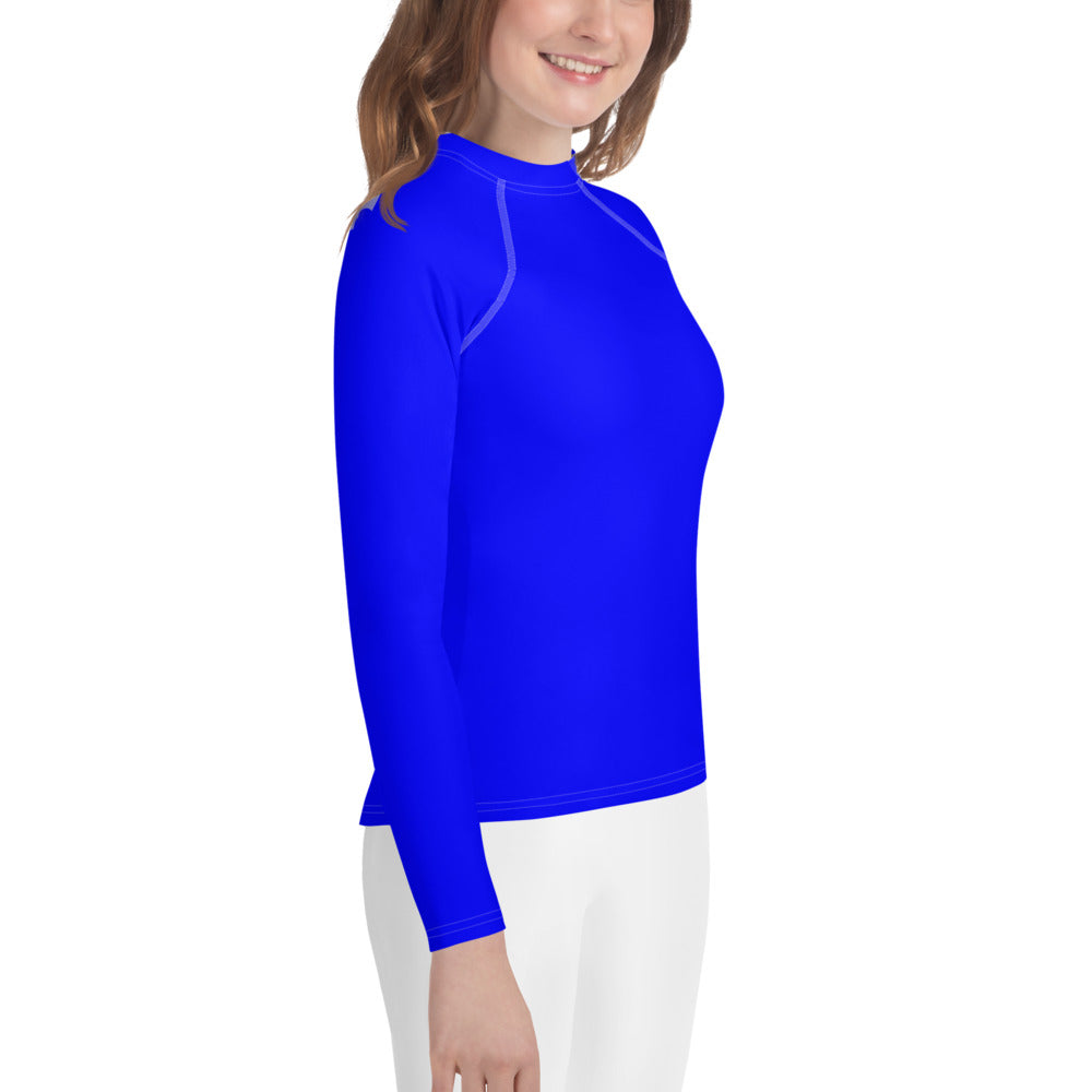 Blue chroma key costume - Teen