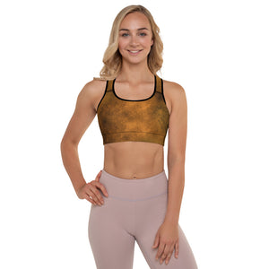 Halloween Costume - Mummy Base 5 - Padded Sports Bra