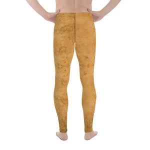 Halloween Costume - Mummy base 2 - Men's Leggings